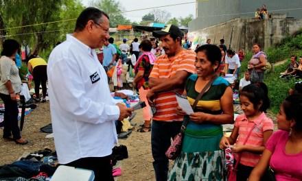 Rehabilitación de drenajes y servicios de calidad para Tuxpan: Everardo Gustin