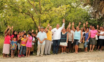 Gobierno honesto y un Tuxpan seguro con Everardo Gustin