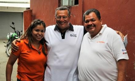 Everardo Gustin, un hombre que sabe generar empleos