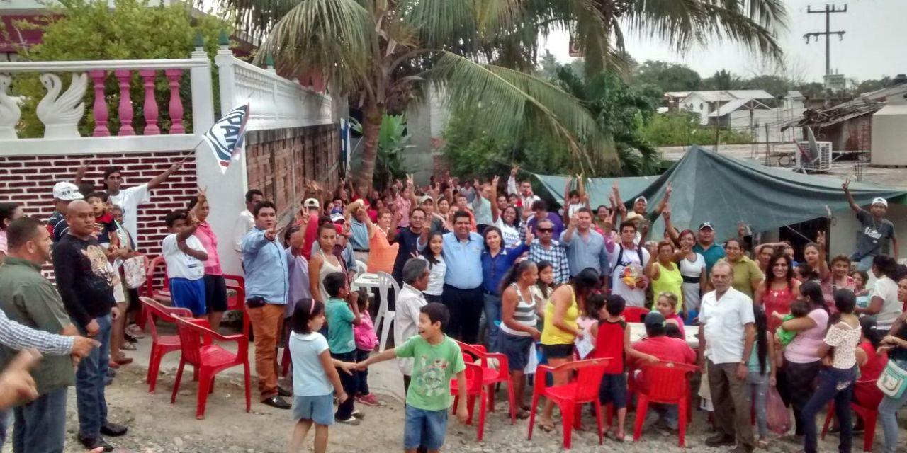 ¡Llevamos la delantera! – Toño Aguilar