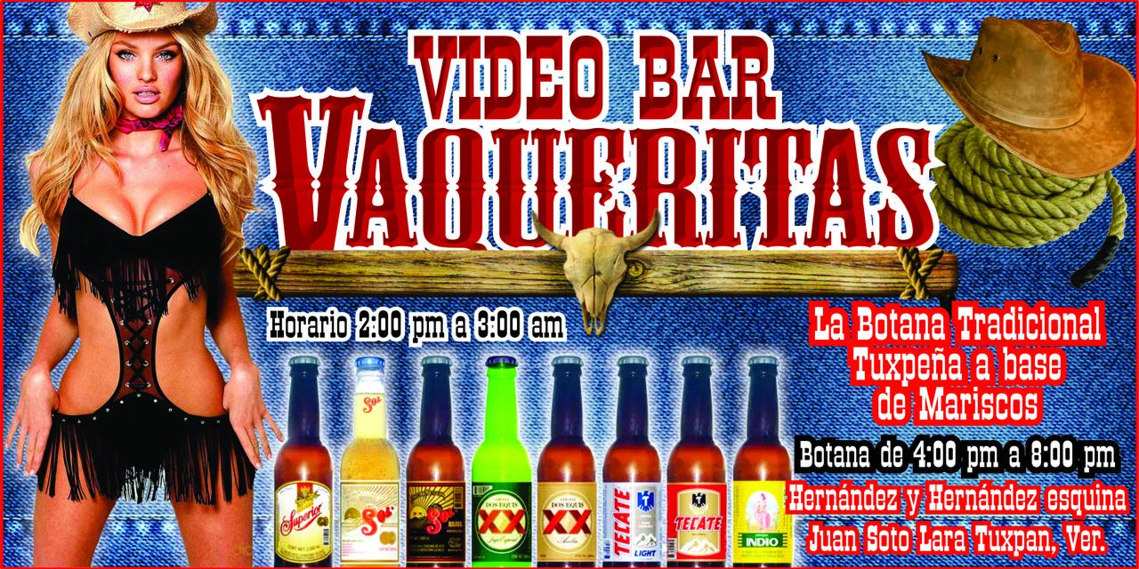 Video Bar Vaqueritas