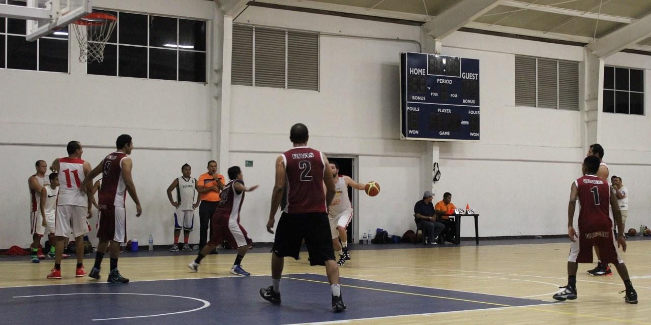 Listos los cuartos de final en la Oficial de Baloncesto