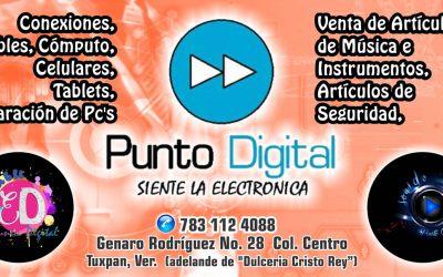 ED Punto Digital – ¡Siente la Electrónica!