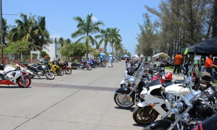 Bikers organizan evento con causa