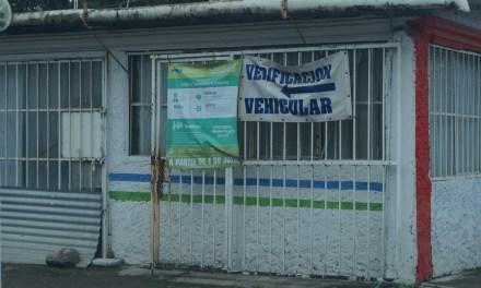Exhortan a cumplir con verificación vehicular para evitar multas