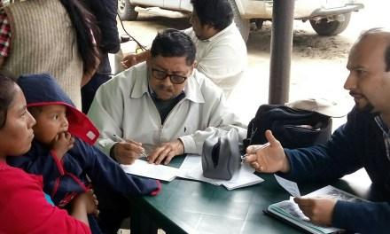 Implementan cuatro mesas de atención médica: Toño Aguilar