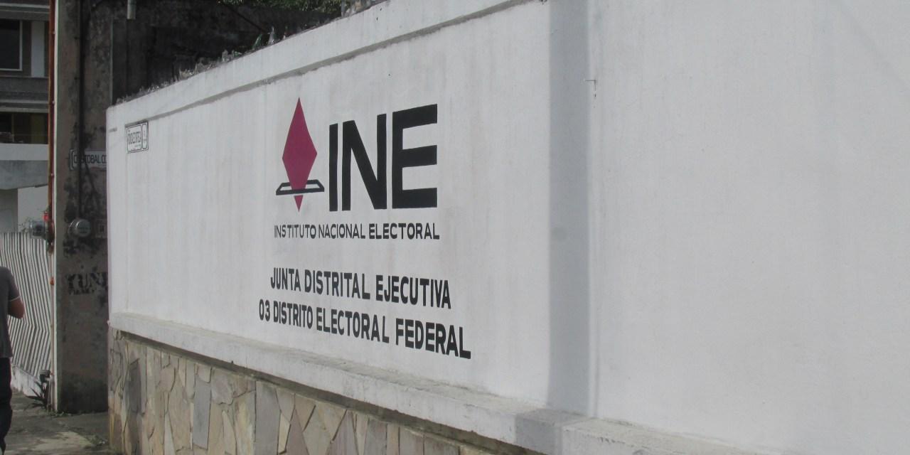 Sin observadores electorales