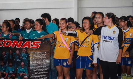 Inauguración de torneos múltiples: Toño Aguilar