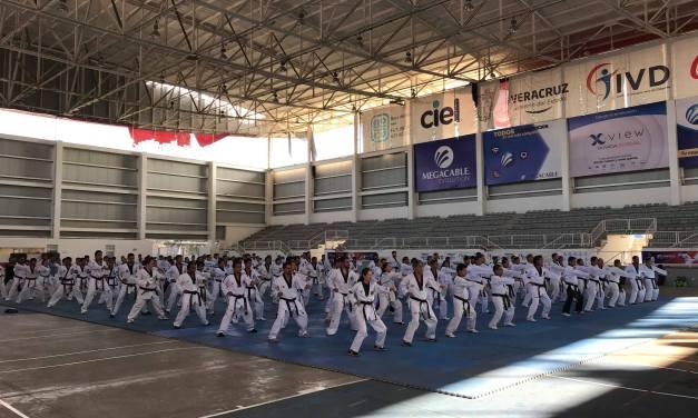 PROFESORES DE KOGURYO TAEKWONDO SE CERTIFICAN EN EL COCET 2018