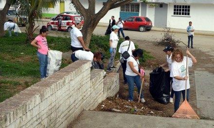 Gran respuesta de jóvenes a campaña Limpiemos Nuestro México