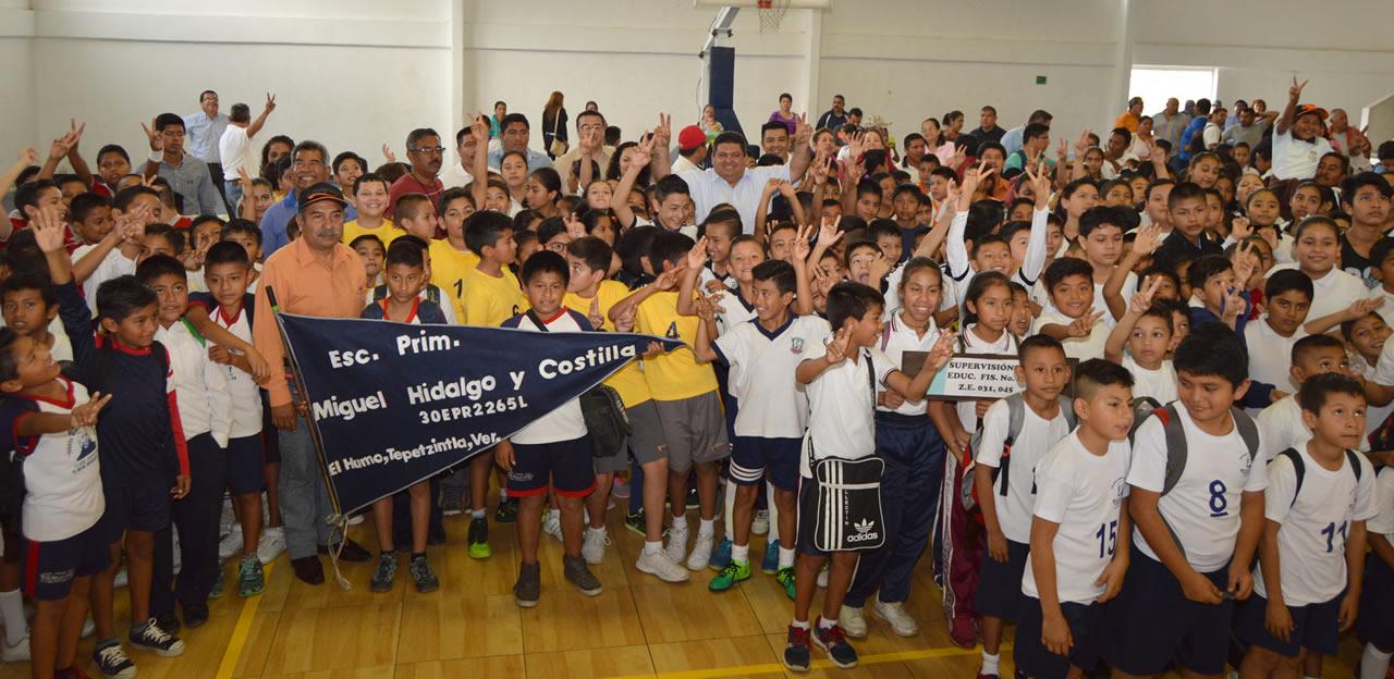 Prioridad el deporte en mi gobierno: Toño Aguilar
