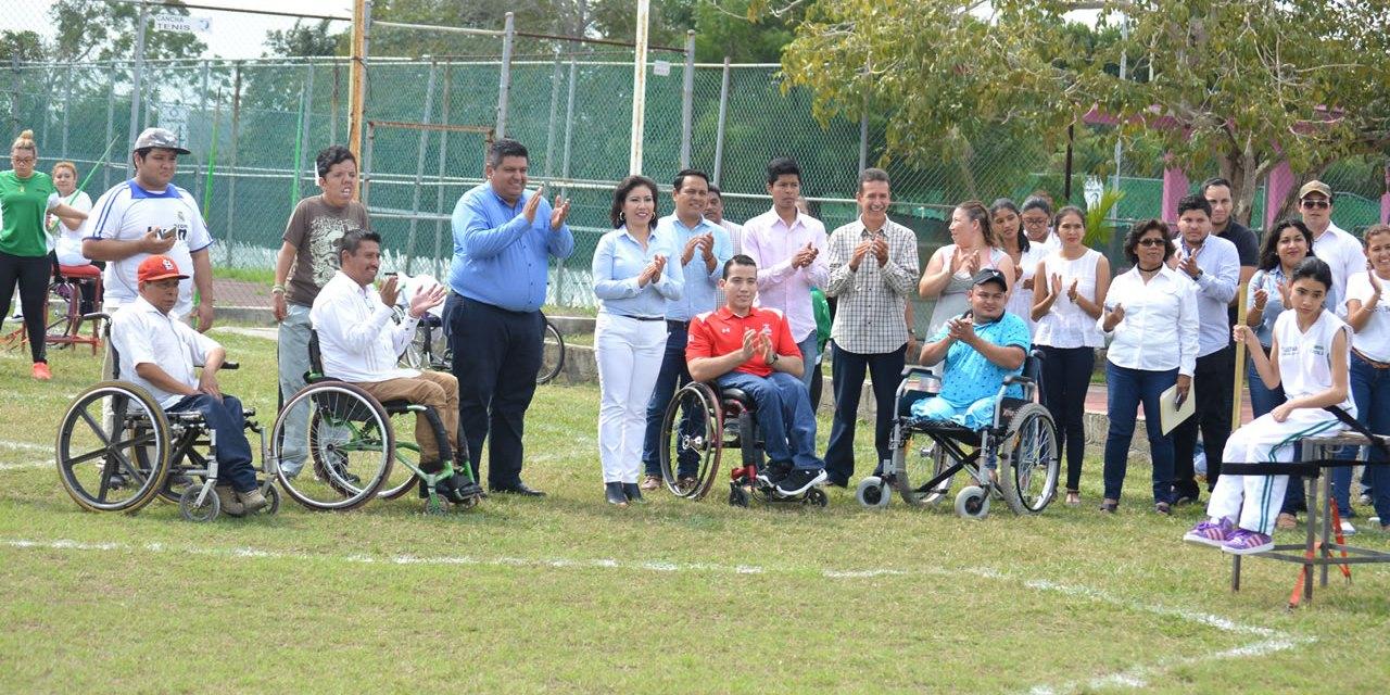 Total respaldo a personas con discapacidad