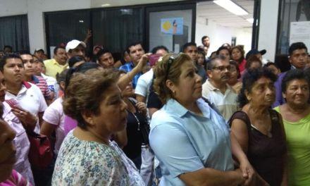 Podrían trabajadores municipales emplazar a huelga