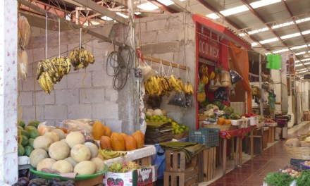 Carencia de alumbrado continua afectando a locatarios del Mercado «Héroes del 47»