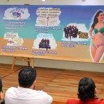 Presentan programa de entretenimiento Semana Santa 2018