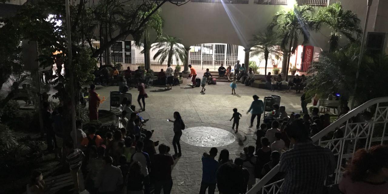 Después de 6 años, realizarán contrato de luz para el Parque Reforma