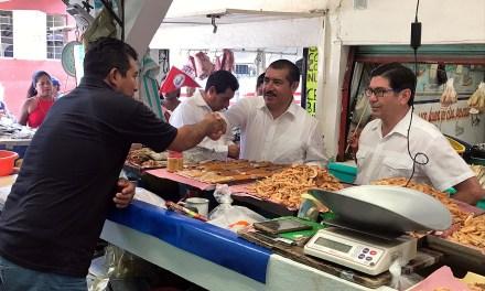Pepe Arenas promoverá un fuerte impulso a la economía del distrito 03