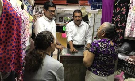 Mi apuesta es el fortalecimiento de la economía familiar: Pepe Arenas