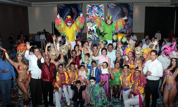 """Un carnaval de """"Altura"""""""