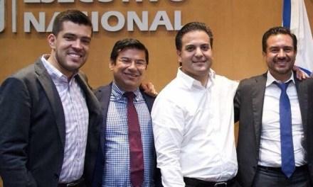 Carlos Valenzuela González será Coordinador Estatal del PAN para la campaña de Ricardo Anaya: Damian Zepeda.