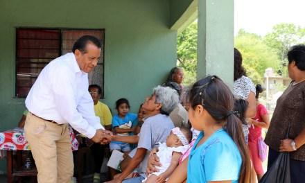 Seré tu voz en el Congreso: Rolando Núñez