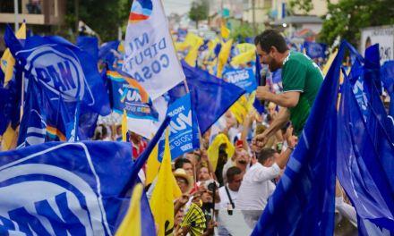 Redoblaré esfuerzos para continuar haciendo justicia a los familiares de desaparecidos: Miguel Ángel Yunes Márquez