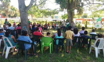 Presentará Maryanela Monroy iniciativas de ley que garanticen seguridad a las familias