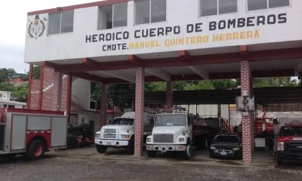 Bomberos Tuxpeños Tercer Milenio solicita apoyo a la ciudadanía