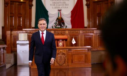 Mensaje del Gobernador Miguel Ángel Yunes Linares sobre resultados de las elecciones para Ejecutivo del Estado.