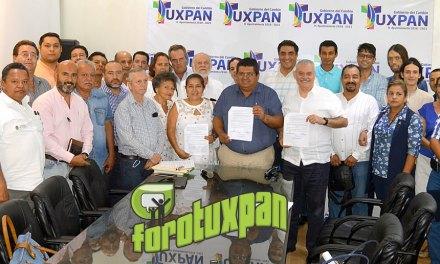 Histórico y trascendental para Tuxpan con la creación del IMPLATUX