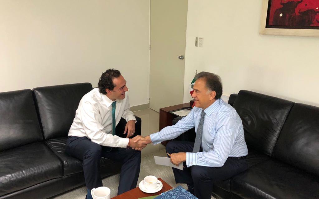 Entrevista al Gobernador Miguel Ángel Yunes Linares, en el Noticiero Día con Día, de Televisa Veracruz