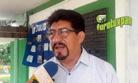Aún no se pagan seguros institucionales: Luis Demetrio López Marín
