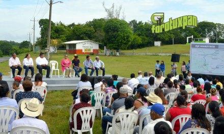 Supervisa gobernador la Tuxpan-Tamiahua