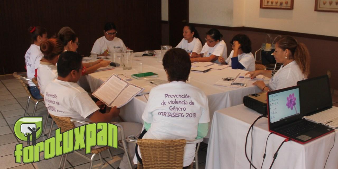 Instituto Municipal de la Mujer Lleva a Cabo Capacitaciones a Mentoras