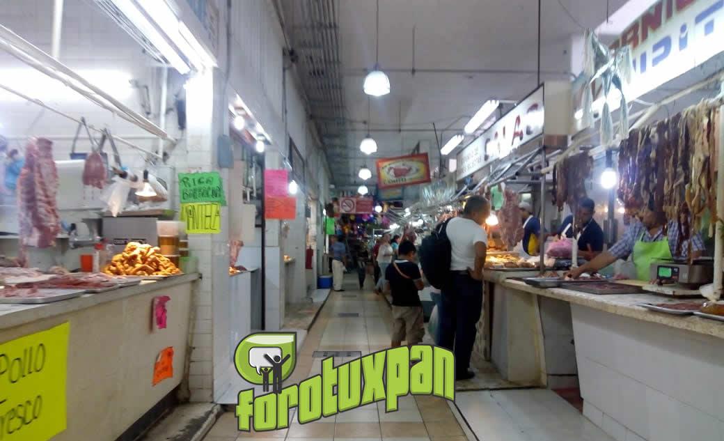 Mercado Tuxpan