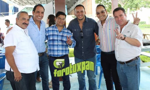 Tuxpan conmemora 79 aniversario del PAN: Arturo Esquitín
