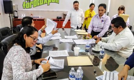 Ayuntamiento de Tuxpan, firma contrato con BANSÍ S.A. para Refinanciamiento de la Deuda Pública municipal