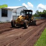 Inicia rehabilitación pista de atletismo del estadio municipal