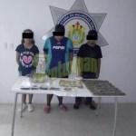 Fueron Intervenidos por delitos contra la salud dos menores de edad