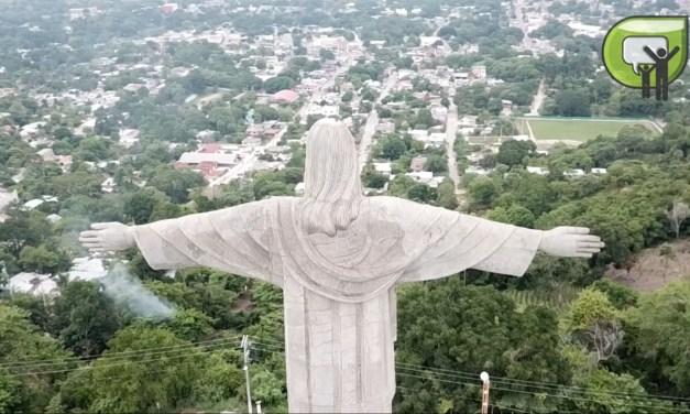 Ven a Tuxpan Veracruz y visita el Cristo Redentor