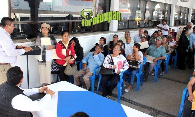 Trabajo de gestión fundamental para el programa 65 y más: Toño Aguilar
