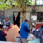 Asisten a personas en situación de calle y familia vulnerable