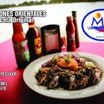 CAMARONES ORIENTALES – Receta Original – Restaurante Del Mar
