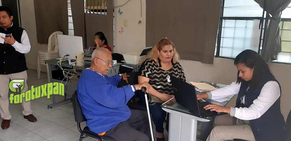 Instalan Módulo Del Sat En Canacintra Tuxpan Veracruz México