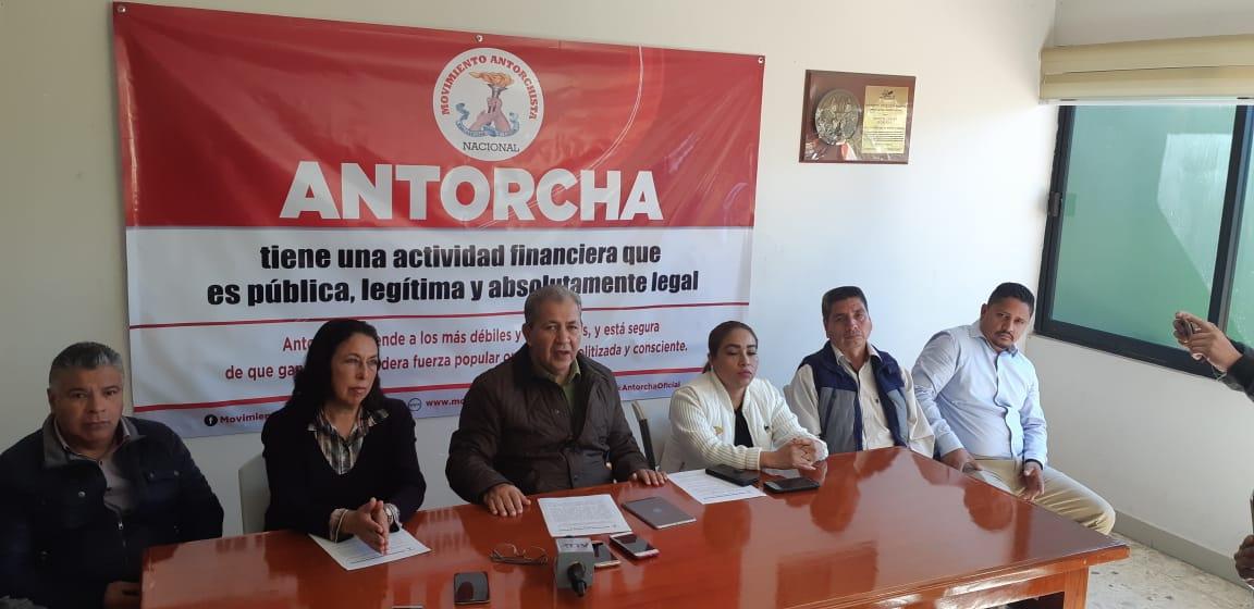 Ataque mediático contra Antorcha, respuesta a la demanda de obras y servicios para los olvidados