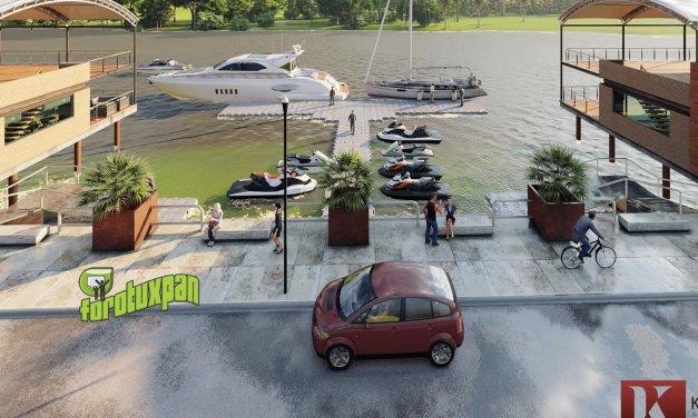 Proyecto con Visión Turística para el Desarrollo de Tuxpan