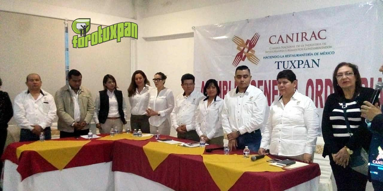 CANIRAC Tuxpan se consolida