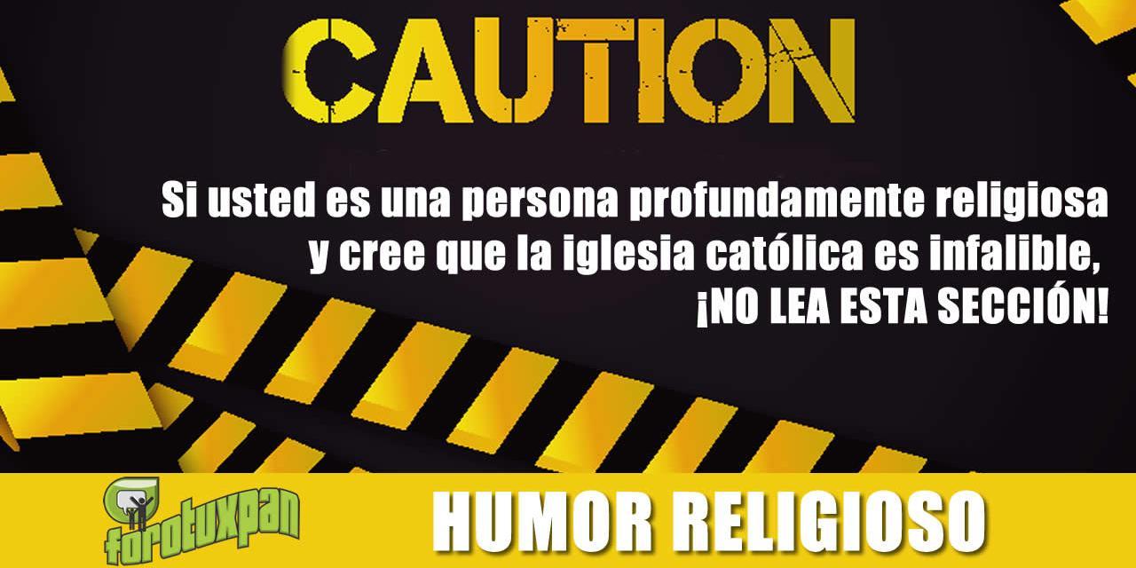 Humor Religioso