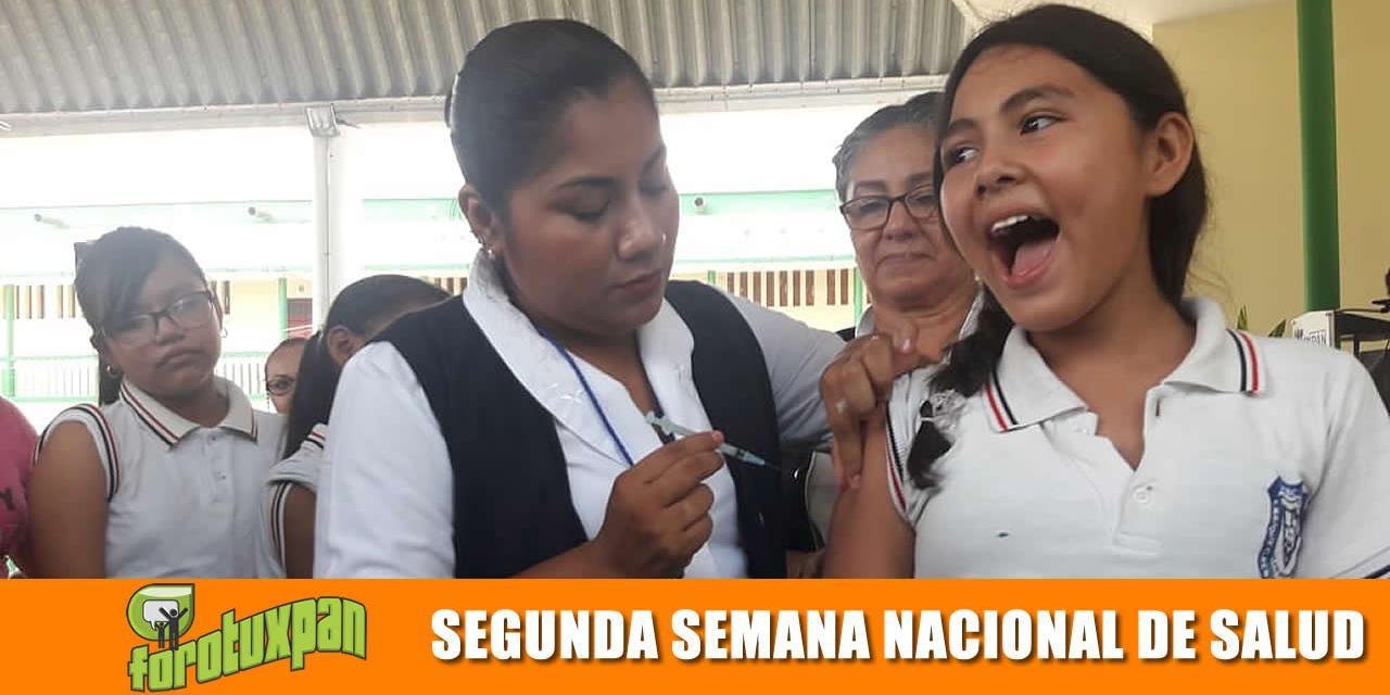 SEGUNDA SEMANA NACIONAL DE SALUD
