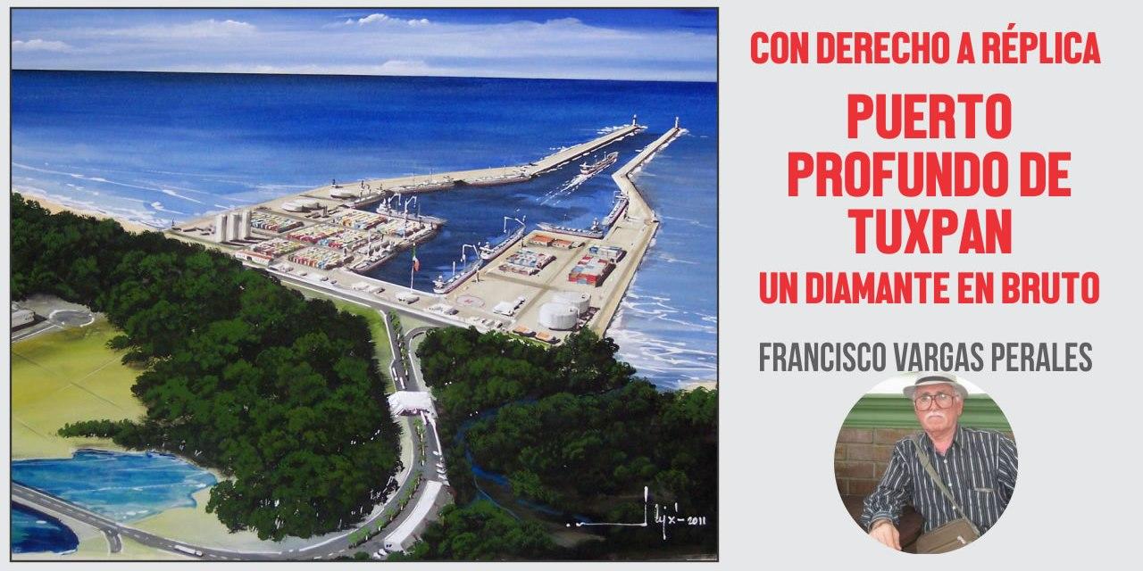 Puerto Profundo de Tuxpan: Un diamante en bruto